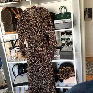 Zara Dresses - Zara Animal Print Dress